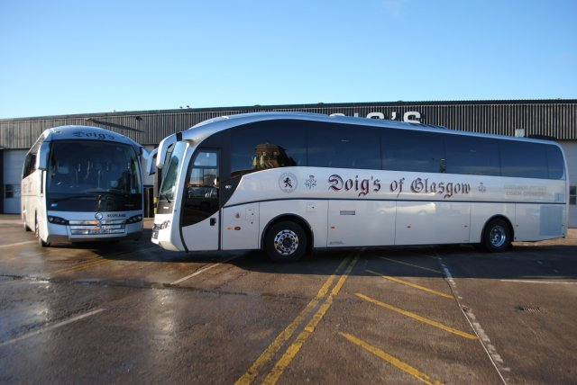 Click Here For Our 53 & 55 Seat Full Size Coaches Page