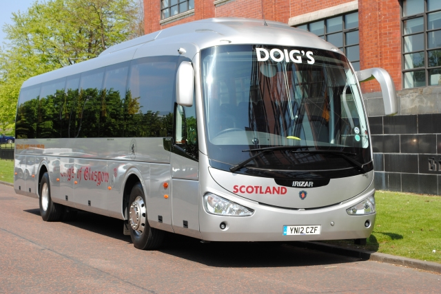 Click Here For Our 68 & 70 Seat Full Size Coaches Page
