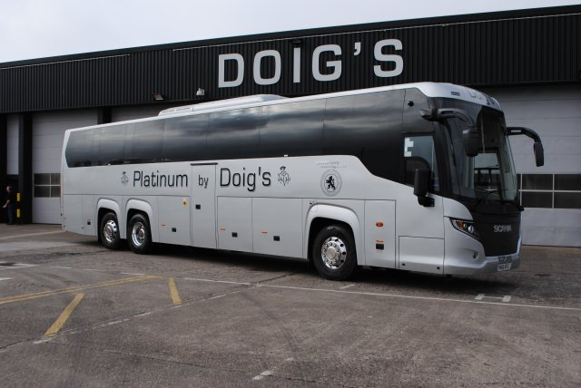 Link to Doigs of Glasgow Conference Transport Services